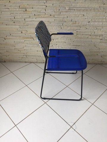 Cadeira plástica  - Foto 2