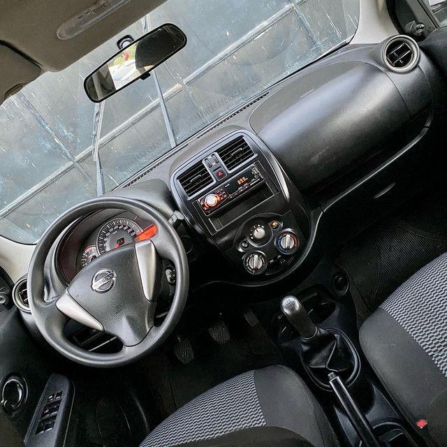 Nissan March S 1.0 Flex, Ano: 2019, Todo Completo (Estado de Okm!!!) - Foto 13