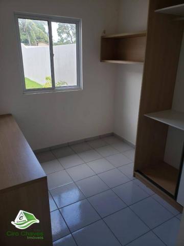 Casa à venda, 75 m² por R$ 179.990,00 - Timbu - Eusébio/CE - Foto 2