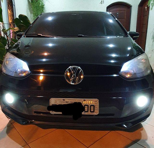 Volkswagen Up! Mpi 4p 1.0 High Preto 2015