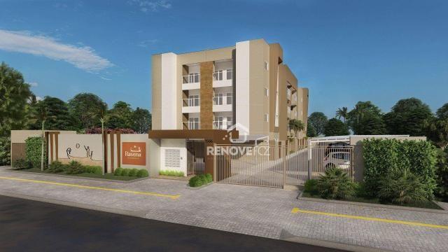Apartamento com 2 dormitórios à venda, 64 m² - Centro - Foz do Iguaçu/PR - Foto 2