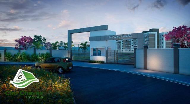 Apartamento à venda, 40 m² por R$ 150.900,00 - Centro - Eusébio/CE - Foto 20