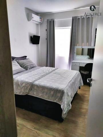 Apartamento à venda com 2 dormitórios em Balneário, Florianópolis cod:2578 - Foto 16