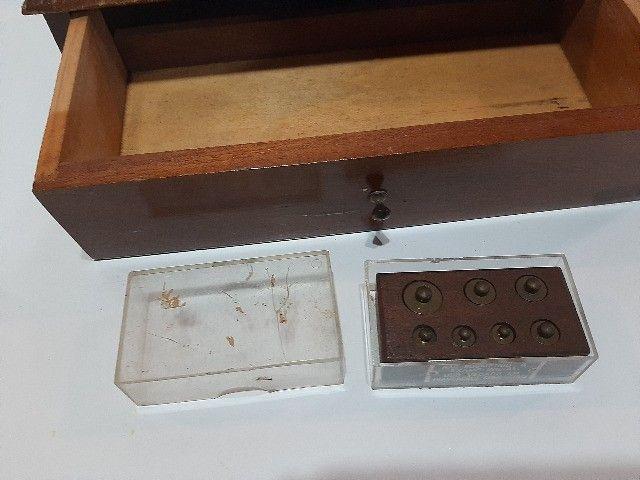 Balança de farmácia antiga - Foto 6