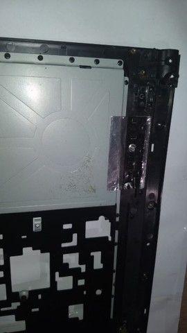 Carcaça Base Superior Notebook Itautec A7520 - 020 - Foto 2
