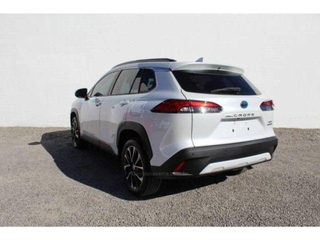 Toyota Corolla Cross XRX 1.8 HEV Cvt  2021/2022 - Foto 12