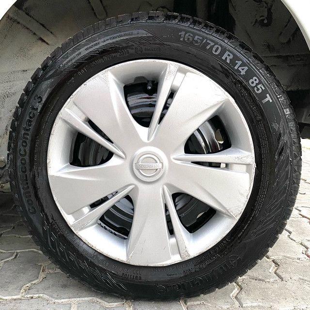 Nissan March S 1.0 Flex, Ano: 2019, Todo Completo (Estado de Okm!!!) - Foto 18