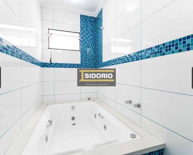 Casa de condomínio à venda com 5 dormitórios em Pinheirinho, Curitiba cod:10140 - Foto 9