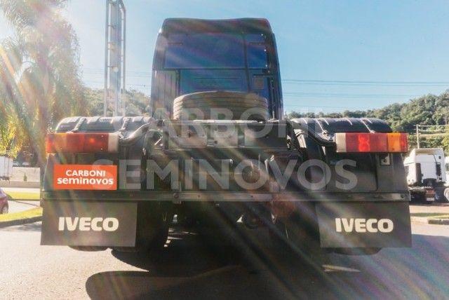 Iveco Hi Way 600S44 6X2, ano 2018/2019 - Foto 2