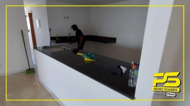 Apartamento com 4 dormitórios para alugar, 223 m² por R$ 6.400/mês - Altiplano - João Pess - Foto 6
