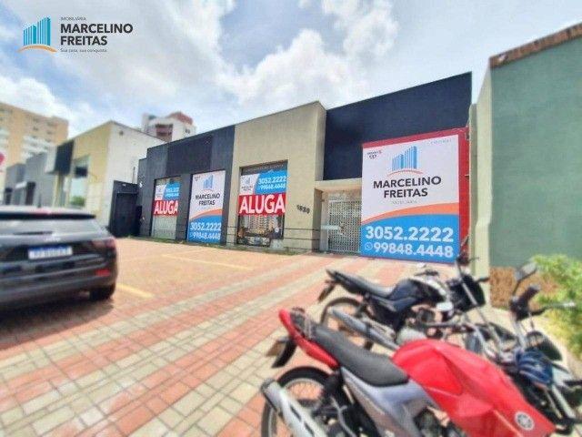 Ponto na Sen Virgílio Távora 700 m², aluguel por R$ 25 Mil mês Meireles - Fortaleza/CE