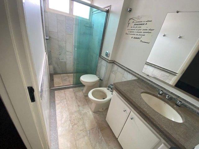 Apartamento com 3 dormitórios para alugar, 120 m² por R$ 1.150,00/mês - Centro - Uberaba/M - Foto 10