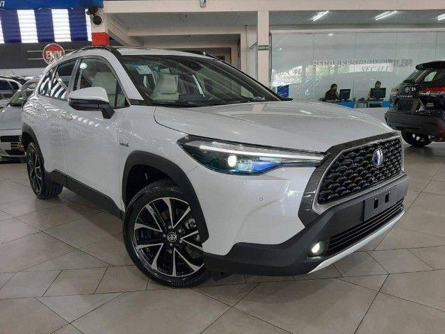 Toyota Corolla Cross XRX 1.8 HEV Cvt  2021/2022