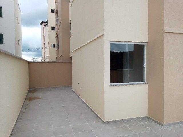 Apê de 2/4 por R$ 280.000 suíte grande área externa em Vivendas da Serra - Foto 15