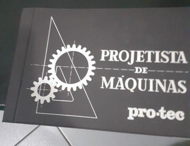 Livro Projetista de Maquinas