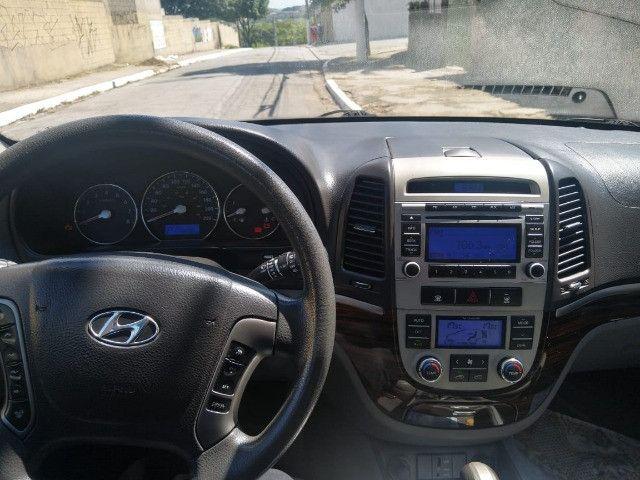 Hyundai Santa Fé 2011 3.5 V6 4x4 Aut Linda - Foto 11