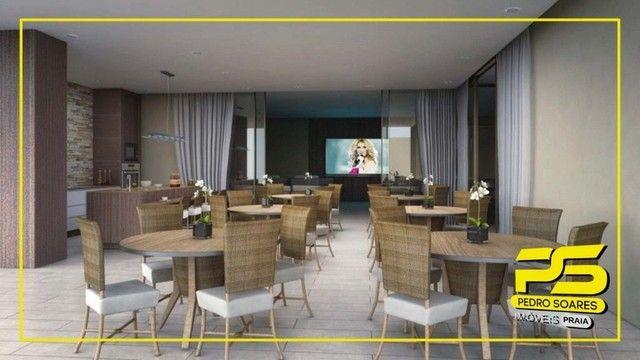 Apartamento com 4 dormitórios para alugar, 223 m² por R$ 6.400/mês - Altiplano - João Pess - Foto 13