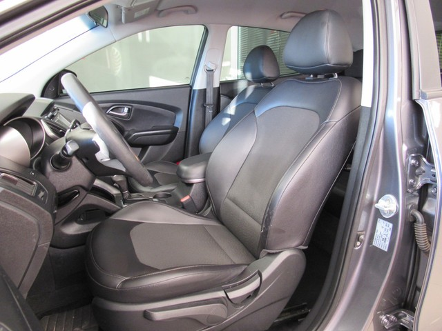HYUNDAI IX35 2018 2.0 MPFI GL 16V FLEX 4P AUTOMÁTICA CINZA COMPLETA ÚNICO DONO! - Foto 12