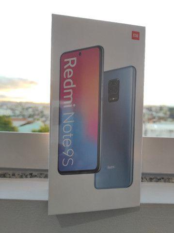 Ultra Moderno! REDMI Note 9s da Xiaomi.. NOVO LACRADO COM GARANTIA e entrega hj
