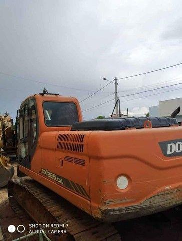 Escavadeira Doosan DX 225 LCA 2013