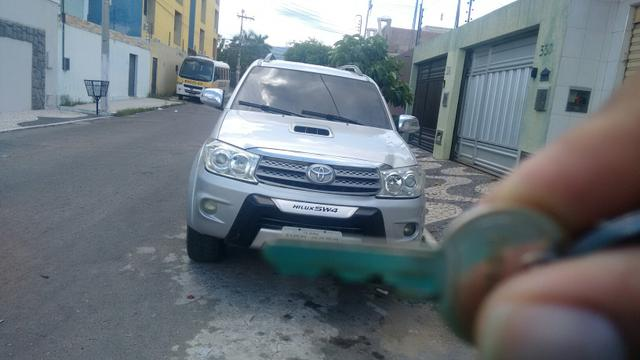 Hilux Sw4 09/09