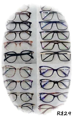 afbf8f58e6dd0 Armação de Grau Receituário Óculos Só Atacado - Bijouterias ...