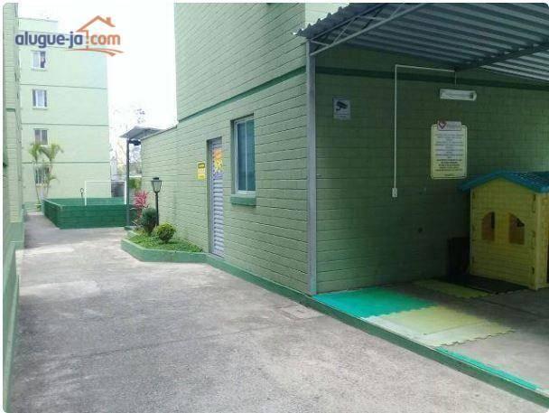 Apartamento residencial à venda, Conjunto Residencial Trinta e Um de Março, São José dos C