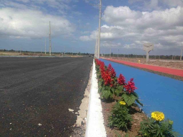 Terreno em Araquari com pequena entrada - Foto 7
