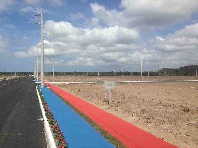 Terreno em Araquari com pequena entrada - Foto 2