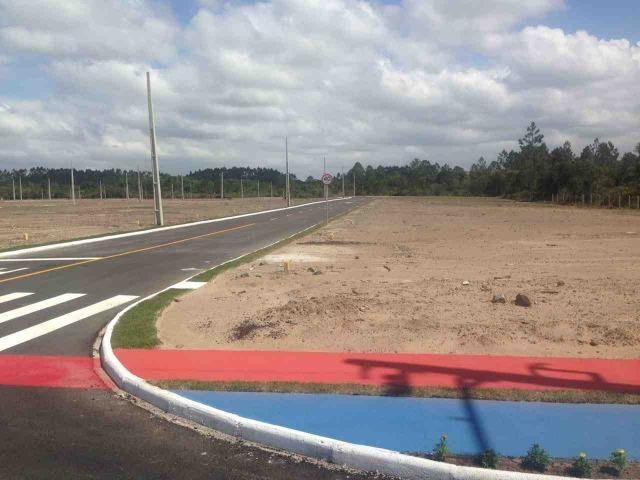 Terreno em Araquari com pequena entrada - Foto 12