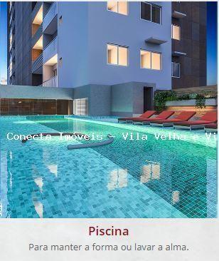 Apartamento para venda em vitória, barro vermelho, 2 dormitórios, 1 suíte, 2 banheiros, 1  - Foto 5