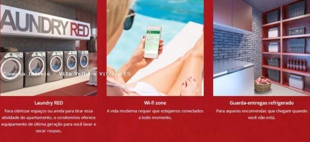 Apartamento para venda em vitória, barro vermelho, 2 dormitórios, 1 suíte, 2 banheiros, 1  - Foto 14