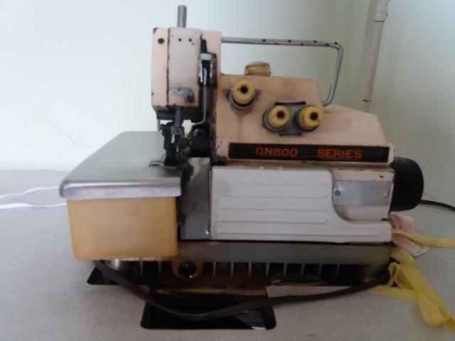 Maquina de costura overlok