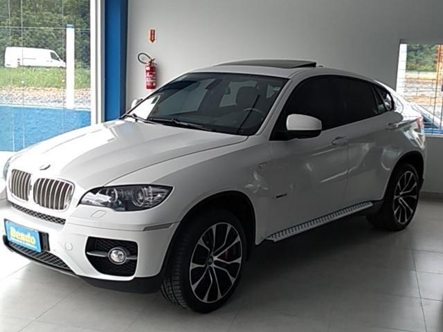 BMW X6 2010/2011 4.4 50I 4X4 COUPÉ 8 CILINDROS 32V BI-TURBO GASOLINA 4P AUTOMÁTICO