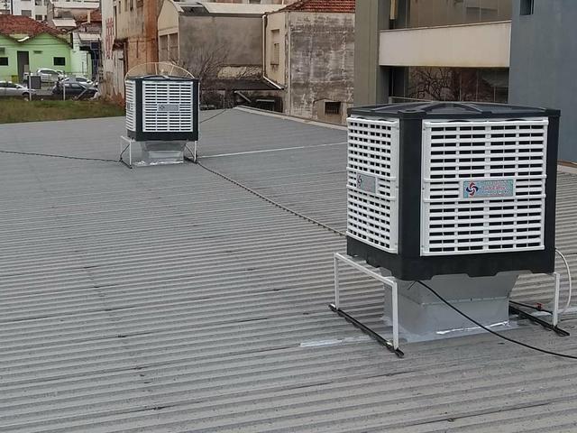 Climatizador industrial e comercial(instalação inclusa) - Foto 2