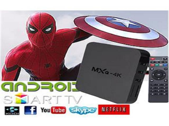 Sua.entregaaa-gratis-SP> SP> Smart TvBox Android Internet Tv