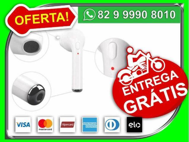 Entregaah-Gratis- Fone de Ouvido Airpods HbqI7R Bluetooth