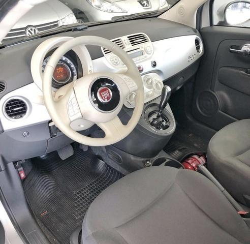 Fiat 500 2012/2013 Cult 1.4 2P Automatizado - Foto 5