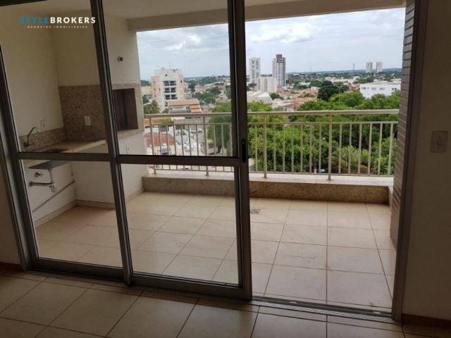 Apartamento Innovare Condomínio Club - Bairro Jardim Kennedy - Cuiabá-MT - Foto 3