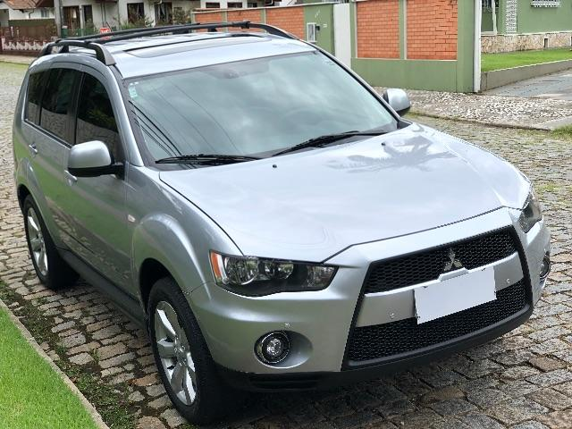outlander 2.0 2013 impecavel - 2013