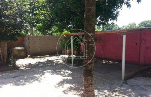 Casa à venda com 3 dormitórios em Retiro são joaquim, Itaboraí cod:854604 - Foto 14