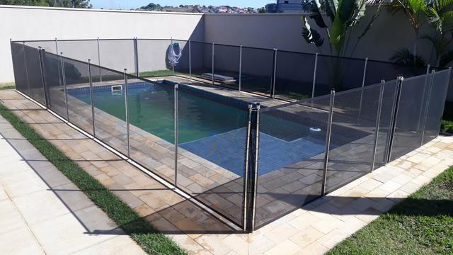 Cercas Removíveis P/ Piscina Safety Pool - Foto 4