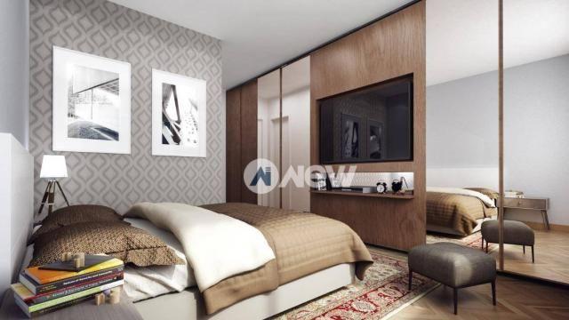 Apartamento com 3 dormitórios à venda, 256 m² por r$ 2.387.900,00 - mauá - novo hamburgo/r - Foto 8