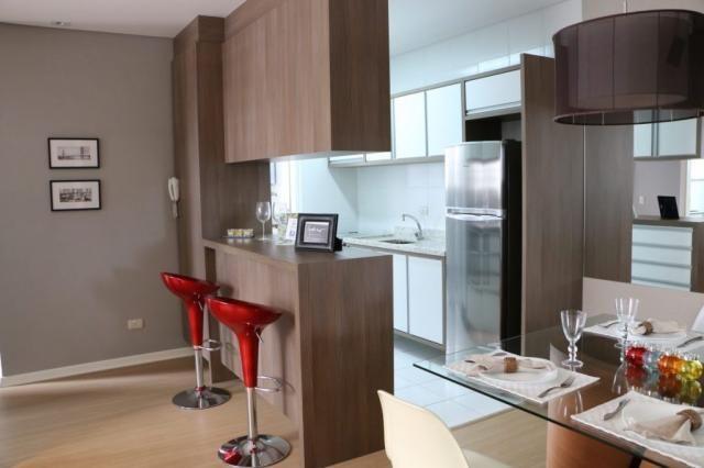 Apartamento à venda com 2 dormitórios em Rebouças, Curitiba cod:AP0046 - Foto 5
