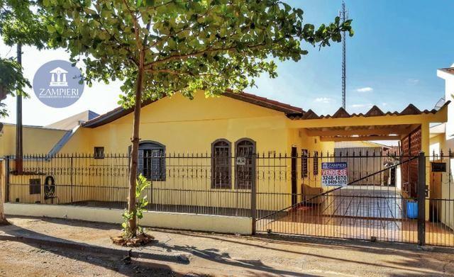 Casa com 124 m² em Terreno de 437,5 m² no Centro de Iguaraçu, Pr - Foto 2