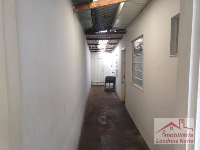 Casa com 3 dormitórios para alugar, 65 m² por R$ 650/mês - Conjunto Vivi Xavier - Londrina - Foto 9