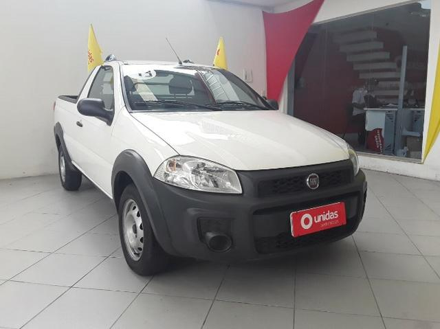 Fiat Strada Hard Working 1.4 cabine simples