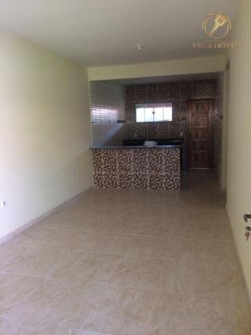 CA2001 Casa com 2 dorm à venda, por R$ 160.000 - Piscina Unamar - Cabo Frio/RJ - Foto 5