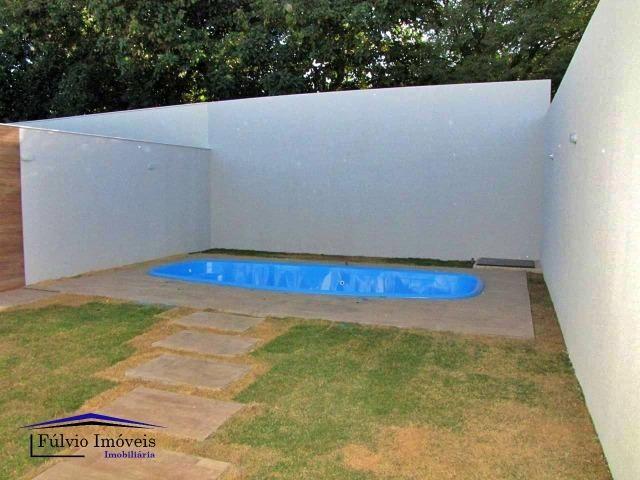 Maravilhosa!! Condomínio vazado para Estrutural 03 quartos, churrasqueira e piscina - Foto 18