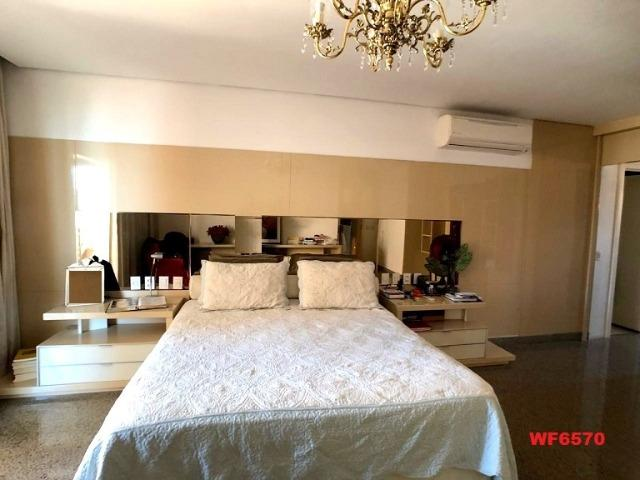 Bossa nova, apartamento no Meireles, 5 suítes, 5 vagas de garagem, 400m², vista mar - Foto 14
